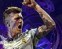 Toni Kroos/ Marco Reus / Borussia Dortmund