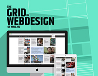 MNO.hu webdesign concept