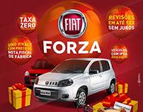 Mês de Aniversário Fiat Forza