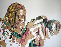 Mural painting - Safar
