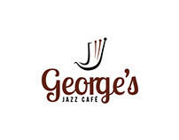 George's Jazz Café - 2016 Graduation Project
