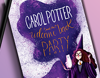 Carol Potter and the Welcome Back Party