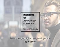 IASLAB_ brand and web design
