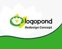 Logopond Redesign Concept