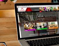 [ Web design ] - Site vitrine de la société Aristokrata