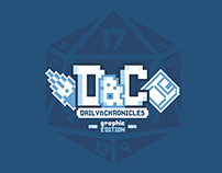 D&C | Graphic Edition - BEHANCE CONTEST [Xth Edition]