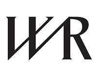 Bright logo for the digital studio White Russian