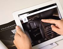 "Volkswagen - ""VW CC"" mobile app use case."