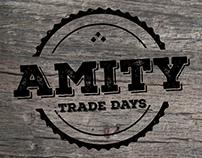Amity Trade Days Logo Concept