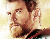 Thor: Ragnarok - Pirate Angel