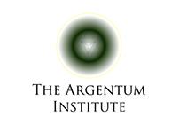 Logo design for the Argentum Institute