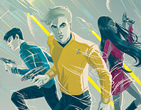 Star Trek: Boldly Go #1 Cover