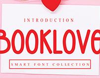 FREE | Booklove Font