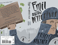 Emil & the Detectives - Book Jacket