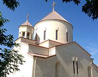 St. Gevorg Church | Berd, Armenia