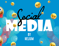 SOCIAL MEDIA BY Helium Advertising