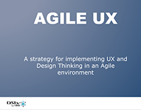 DStv Labs - Agile UX - 20 April 2011
