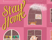 Stay Home | Stay Safe