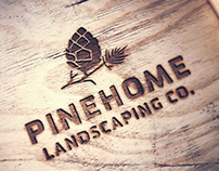 Pinehome Branding