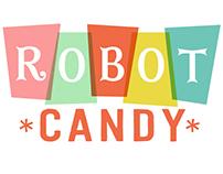 Robot Candy Logo