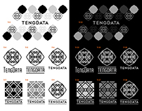 [Logo] - Batch of TENGDATA logo designs