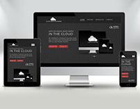 Cloud Data Exchange - Branding & Website design