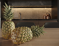 Pineapple - Render