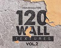 120 Wall Textures vol.2