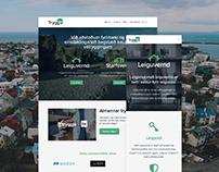 Tryggja Insurance Branding and Website Design