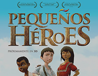 Little Heroes [pre-production design] (2012)