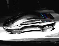 BMW M1 2020 Sketchfighter contest