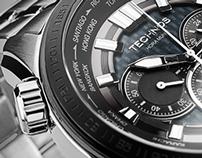 Hora Mundi - Technos Watches