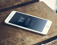 Leder iOS App
