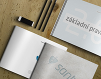 Rebranding Santé