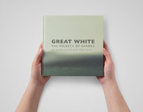 Great White Book Design