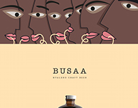 Busaa Craft Beer