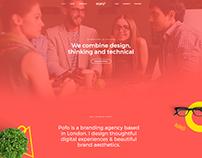 Pofo - Creative Agency