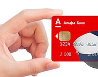 Alfa Bank packs