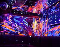 Zoo Nightclub VIP Room Interior