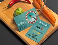 Penguin Ed's BBQ Branding