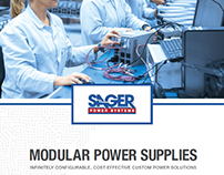 Sager Modular Power Catalog