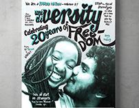 Poster Designs for the University of Pretoria