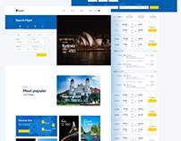 Expedia UI/UX Case Study - Redesign