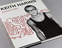 KEITH HARING Radiant Child
