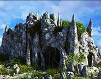 Cave 3d.