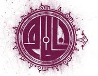Square Kufic Arabic Logo