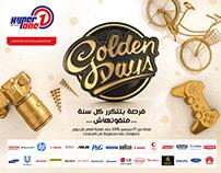 Golden Days ( Option B )