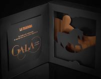 Invitación Gala - La Tarumba