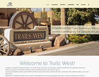 Trails West Website