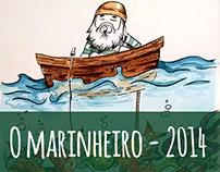 O marinheiro - 2014